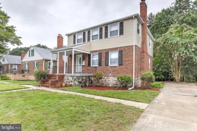 3649 Forest Hill Road, Baltimore, MD 21207 - #: MDBC469092