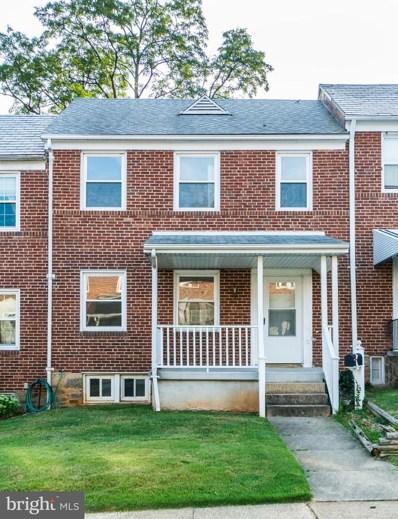 9 Briarwood Road, Baltimore, MD 21228 - #: MDBC469154
