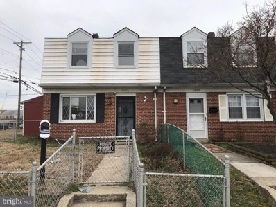 2001 Dineen Drive, Baltimore, MD 21222 - #: MDBC469170