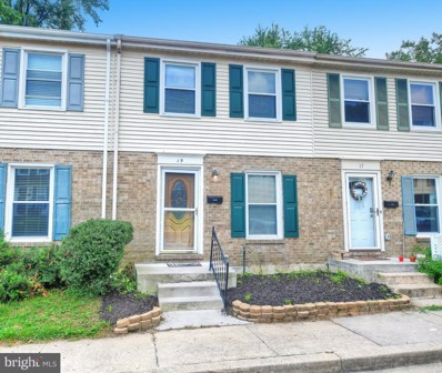 15 Coatsbridge Court UNIT 19B, Baltimore, MD 21236 - #: MDBC469278