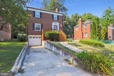 3718 Oak Avenue, Baltimore, MD 21207 - #: MDBC469476