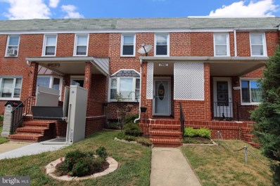 7442 Durwood Road, Baltimore, MD 21222 - #: MDBC469618