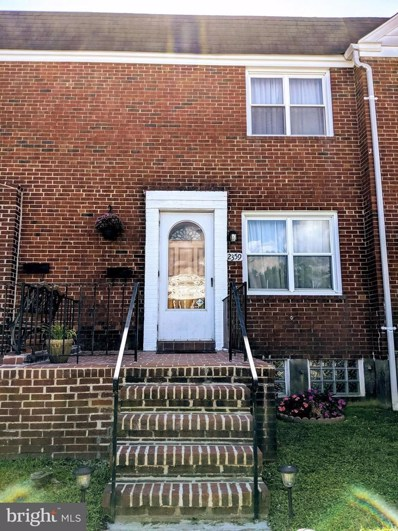 2359 Searles Road, Baltimore, MD 21222 - #: MDBC469652