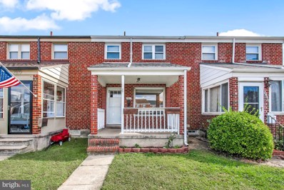 7817 Lockwood Road, Baltimore, MD 21222 - #: MDBC470010