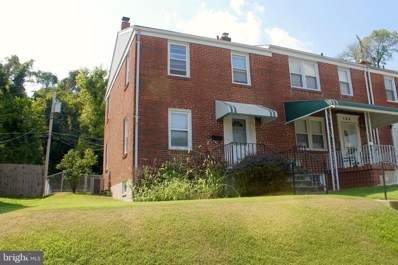 166 Cherrydell Road, Baltimore, MD 21228 - #: MDBC471112