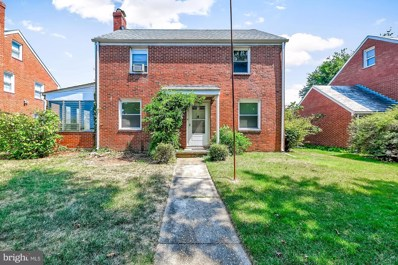 3007 Dunbrin Road, Baltimore, MD 21222 - #: MDBC471350