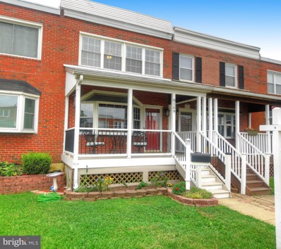 8109 Mid Haven Road, Baltimore, MD 21222 - #: MDBC471368