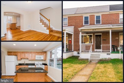 6819 Belclare Road, Baltimore, MD 21222 - #: MDBC471950