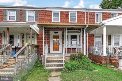 1909 Armco Way, Baltimore, MD 21222 - #: MDBC472196