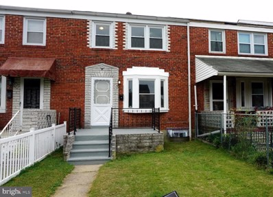 8155 Kavanagh Road, Baltimore, MD 21222 - #: MDBC472302
