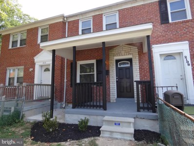 2110 Firethorn Road, Baltimore, MD 21220 - #: MDBC472344