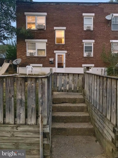 1021 Elton Avenue, Baltimore, MD 21224 - #: MDBC472346