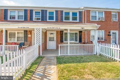 7862 St Bridget Lane, Baltimore, MD 21222 - #: MDBC472520