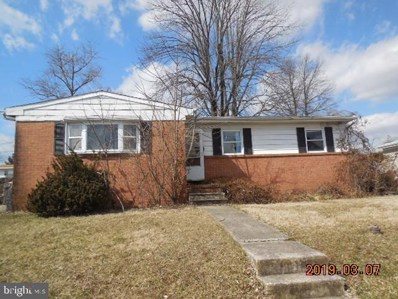 3124 Thornfield Road, Baltimore, MD 21207 - #: MDBC472532