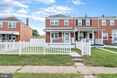 414 Grovethorn Road, Baltimore, MD 21220 - #: MDBC472632