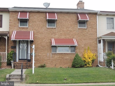 1257 Delbert Avenue, Baltimore, MD 21222 - #: MDBC473058