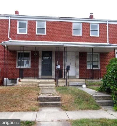 2163 Graythorn Road, Baltimore, MD 21220 - #: MDBC474048