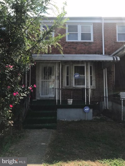 809 Arncliffe Road, Baltimore, MD 21221 - #: MDBC474074