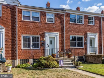1535 Barrett Road, Baltimore, MD 21207 - #: MDBC475098