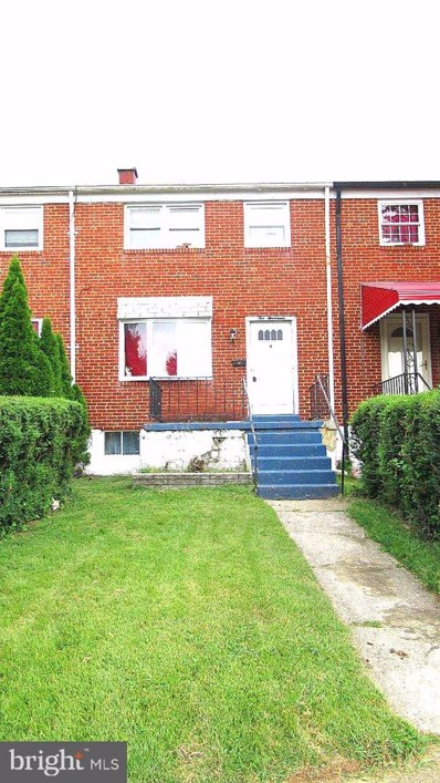 217 Southeastern Court, Baltimore, MD 21221 - #: MDBC475218