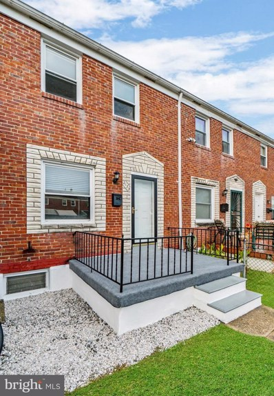 2133 Vailthorn Road, Baltimore, MD 21220 - #: MDBC475278