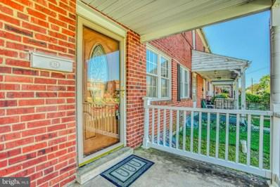 1549 Chilworth Avenue, Baltimore, MD 21220 - #: MDBC475356