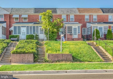 1622 Manor Road, Baltimore, MD 21222 - #: MDBC475744