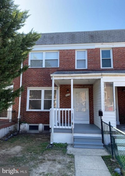 974 Elton Avenue, Baltimore, MD 21224 - #: MDBC475818