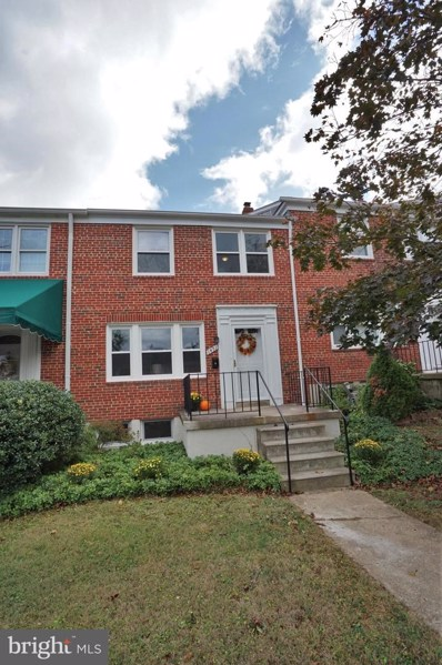 1451 Kirkwood Road, Baltimore, MD 21207 - #: MDBC475934