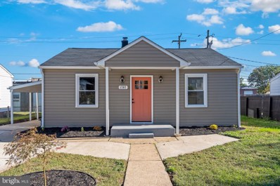 1707 Earhart Road, Baltimore, MD 21221 - #: MDBC476176