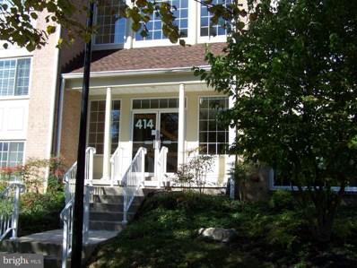 414 Rockfleet Road UNIT 304, Lutherville Timonium, MD 21093 - #: MDBC476582
