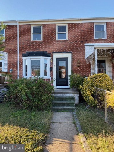 1934 Dineen Drive, Baltimore, MD 21222 - #: MDBC476662