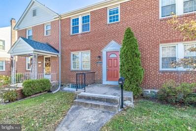 4505 Wilkens Avenue, Baltimore, MD 21229 - #: MDBC476674