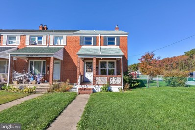 3301 Belsford Court, Baltimore, MD 21222 - #: MDBC476676