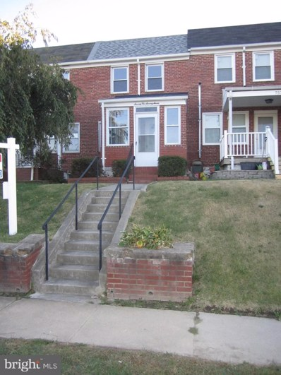 7577 Ives Lane, Dundalk, MD 21222 - MLS#: MDBC476748