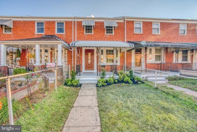 1007 Middlesex Road, Baltimore, MD 21221 - #: MDBC477026