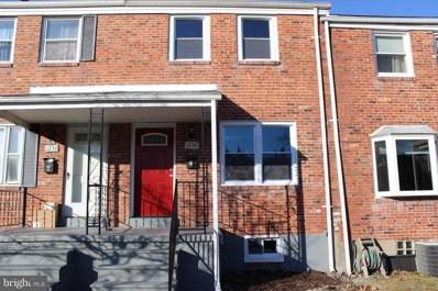 1236 Brewster Street, Baltimore, MD 21227 - #: MDBC477072