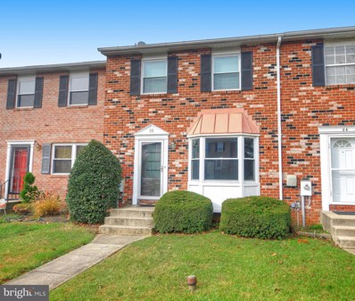 22 Pike Hall Place, Baltimore, MD 21236 - MLS#: MDBC477086