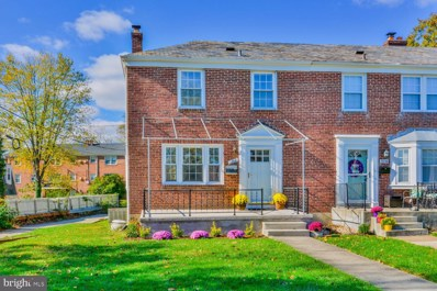 312 Small Court, Baltimore, MD 21228 - #: MDBC477126