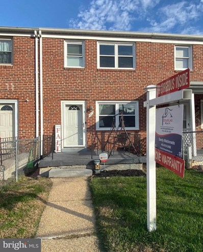 4463 Fenor Road, Baltimore, MD 21227 - #: MDBC477174