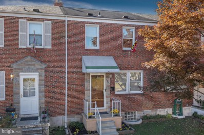1727 Red Oak Road, Baltimore, MD 21234 - MLS#: MDBC477320