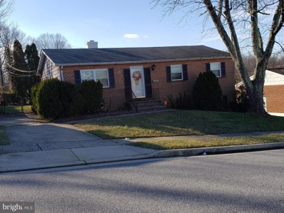 6721 Longhill Road, Baltimore, MD 21207 - #: MDBC477348
