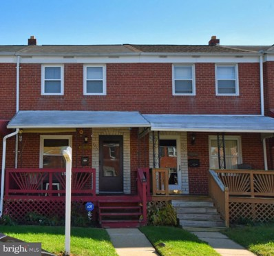 2226 Vailthorn Road, Baltimore, MD 21220 - #: MDBC477492