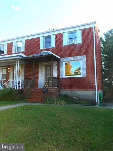 5117 Henry Avenue, Baltimore, MD 21236 - #: MDBC477602