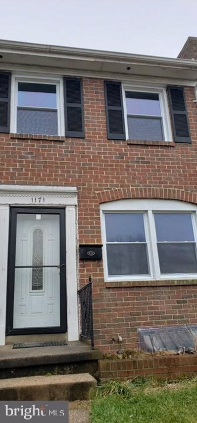 1171 Pelham Wood Road, Baltimore, MD 21234 - #: MDBC477610