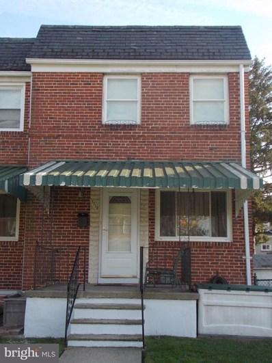 7713 Wynbrook Road, Baltimore, MD 21224 - #: MDBC477626
