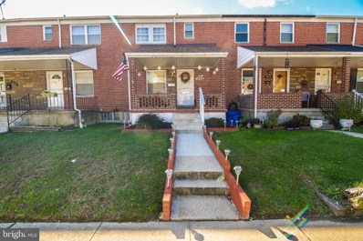 1056 Foxchase Lane, Baltimore, MD 21221 - #: MDBC477728