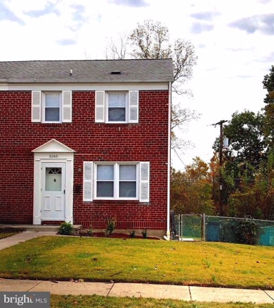 5165 Terrace Drive, Baltimore, MD 21236 - #: MDBC477760