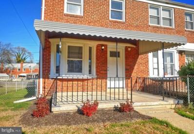 412 Torner Road, Baltimore, MD 21221 - #: MDBC477880