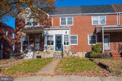 6716 Woodley Road, Baltimore, MD 21222 - MLS#: MDBC478434